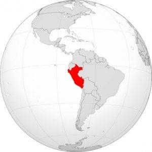 peru geografica