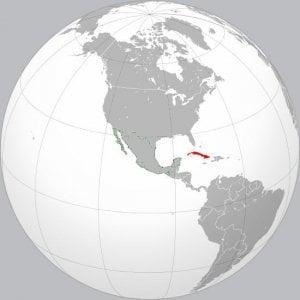 cuba geografica