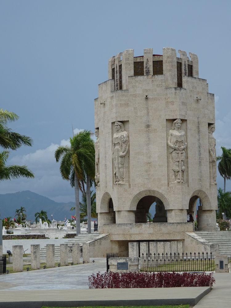 Josè Martì - Cimitero monumental - Santiago de Cuba