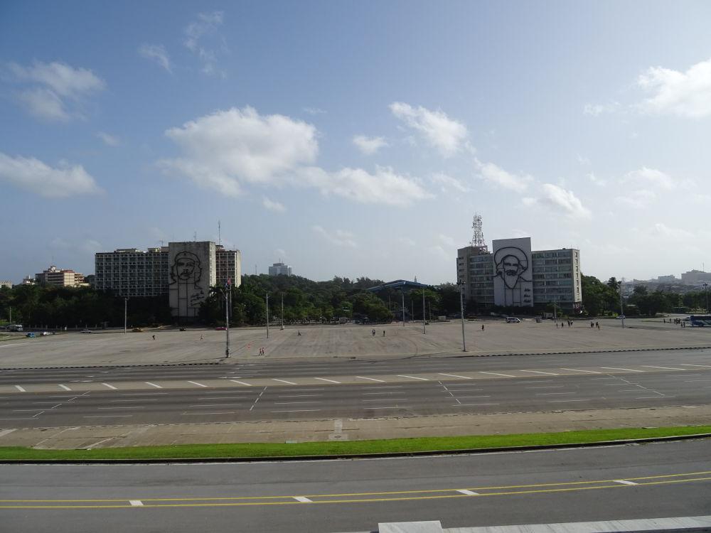 La Habana - Cuba- Plaza de la Revolucion