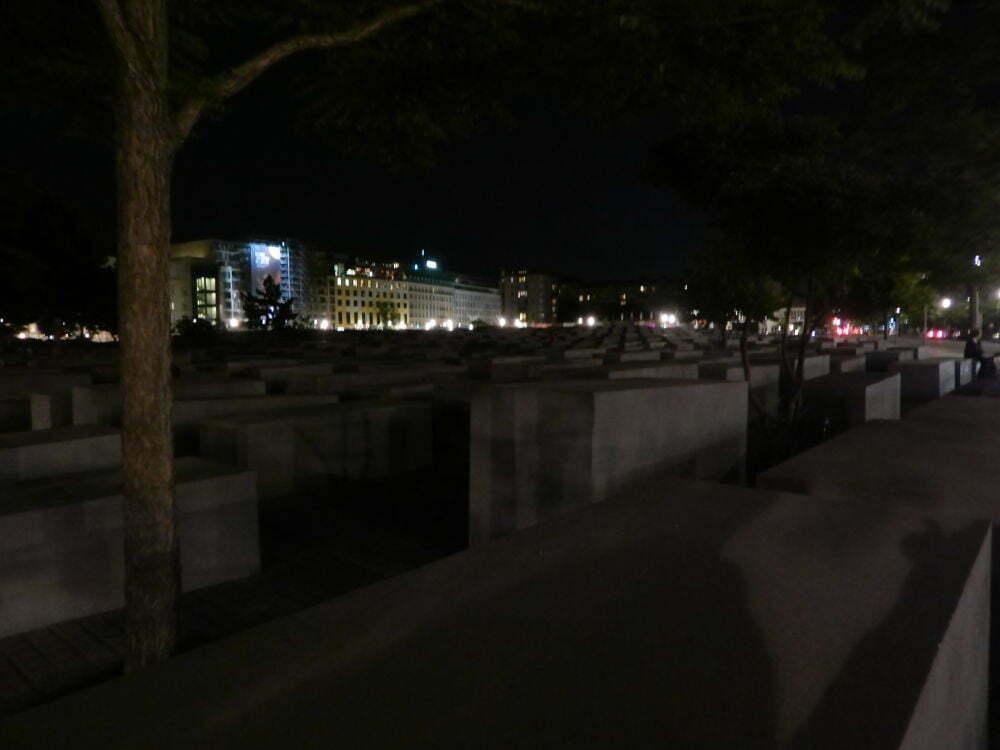 Memoriale dell'Olocausto-Berlin