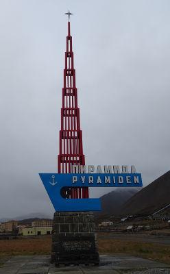 Isole Svalbard - Pyramida