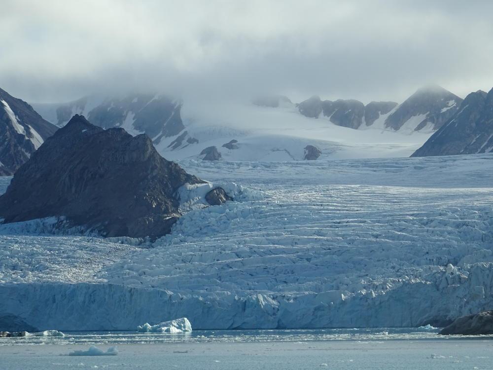 Smeerenburg-Glacier-Svalbard