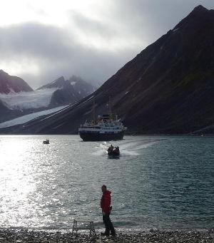 zodiac-Magdalenfjorden-Svalbard