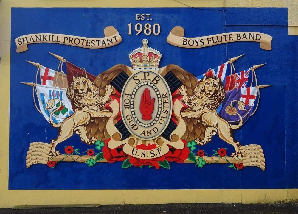 Belfast-shankill-protestant-boys-flute-band