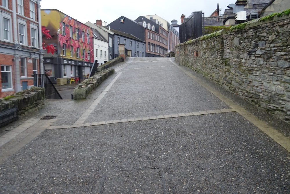 Derry-walled-city
