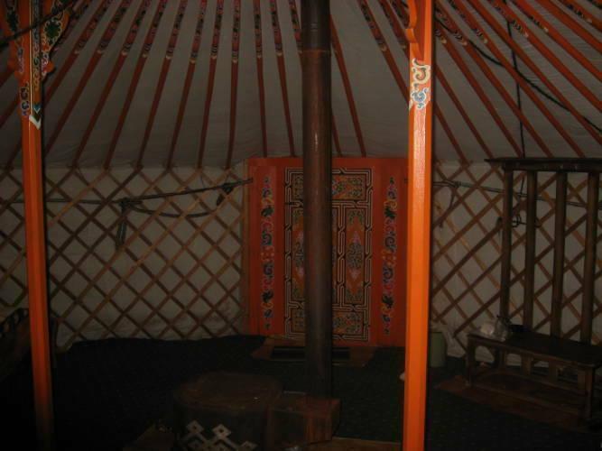 interno ger Mongolia 1