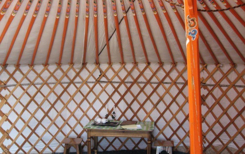 interno ger Mongolia 2